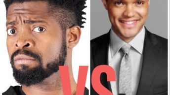 basketmouth and trevor noah