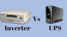 UPS VS Inverter - Why should I buy an Inverter instead of a UPS